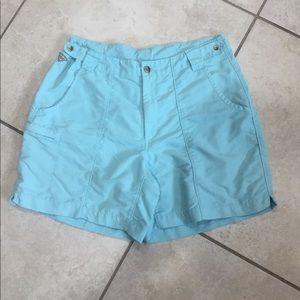 Columbia Omni shade women's shorts